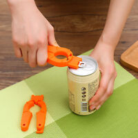 New Multi-functional Can Opener Tin Can Bottle Opener Kitchen Easy Grip