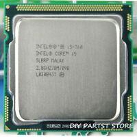 Core I5 760 2.8 GHz 8MB Socket 1156 DDR3 1066 Quad Core CPU Processor Desktop