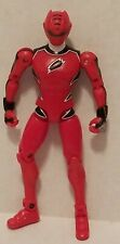 "Power Rangers Jungle Fury Sound Fury Red Tiger Ranger 6"" Action Figure Bandai"