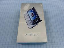 Sony Ericsson Xperia X10 Mini Pro U20i Schwarz.Ohne Simlock! TOP! OVP! QWERTZ!