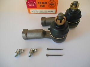 Tie Rod End Outer Set For Datsun B110