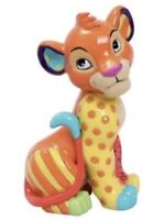 Figurine Simba Roi Lion Disney Romero Britto Neuf figurilla figurina beeldje