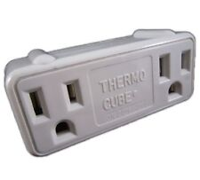 ThermoCube Thermostat Controlled Outlet TC-1, 0 degree F On  10 degrees F Off