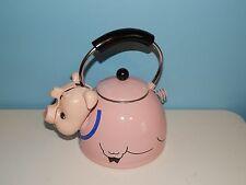 Vintage Piggy Pig Teapot / Kettle