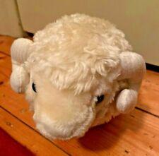 KIWI STUFF NZ LAMB SHEEP PLUSH TOY! SOFT TOY ABOUT 30CM SEATED KIDS TOY!