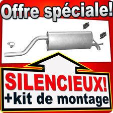 Silencieux Arriere FIAT GRANDE PUNTO (199) 1.2 65CH dés 09.2005 échappement MMP