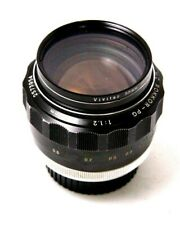 Minolta MC Rokkor-PG 58mm F1.2 camera lens  Perfect Working TESTED