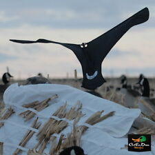 AVERY GHG CANADA GOOSE POWER FLAG BLADES CAMO BACK WING MOTION DECOY