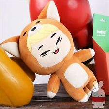KPOP SHINEE Plush KEY KimKibum Animal Doll Stuffed Doll Toys Cute Fansmade Gift