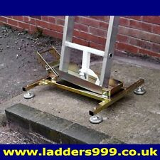 Ladder Leveler for uneven /& soft groundLadder stabiliserLadder safety legs
