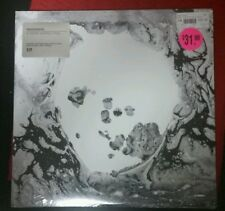 RADIOHEAD A MOON SHADED POOL LIMITED EDITION 180G WHITE VINYL