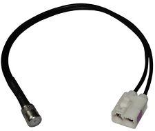 Adaptateur antenne autoradio double FAKRA femelle ISO pour Audi Seat VW Skoda