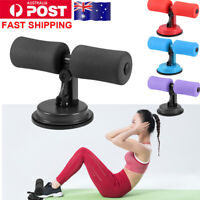 Self-Suction Sit Up Bars Stand Fitness Equipment Abdominal Core Strength Home