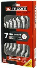 Facom  Jeu de 7 Clés à Fourche (PG.44A)