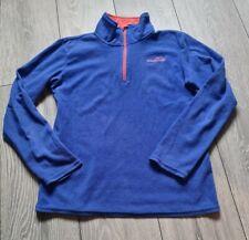 Boys Freedom Trail Fleece Jumper Size 10-11 Years 32