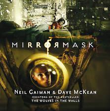 MIRRORMASK (2005) hardback - Neil Gaiman, Dave McKean - ex-library, free postage