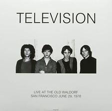 Television Live at Old Waldorf in San Francisco 180g HQ Virgin Vinyl Record