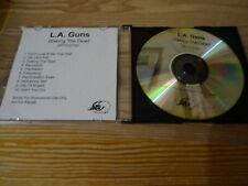 L.A. GUNS - WAKING THE DEAD / ADVANCE-ALBUM-CD 2002