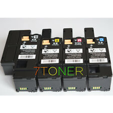 4 x Toner For Xerox Phaser 6010 6000 Workcentre 6015 106R01631 ~ 106R01634