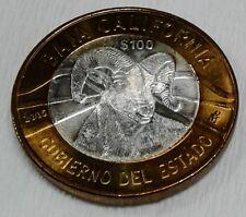 2005 MEXICO BIMETALLIC 100 Pesos- Baja California Norte