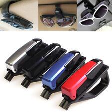1Auto Sun Visor Clip Holder Storage Mount for Sunglasses Glasses Car Accessories