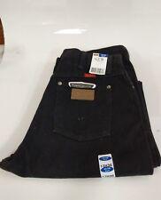 14mwzwk cowboy cut slim fit Wrangler black 13 x 36 Black Jeans