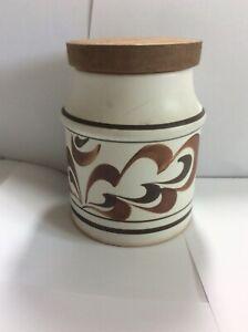 E Radford Storage Jar
