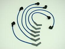 Explorer/Ranger 4.0L V6 OHV Blue Mag Spiral Core Spark Plug Wire Set 98222