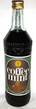 Coffee Mint VEB Grüneberger Spirituosenfabrik DDR  EvP 15,50 Mark