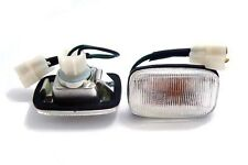 Side Marker Turn Clear Signal Light fits Toyota Celica LB Cressida Previa #T83