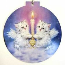 Christmas Card - May your Christmas be meowy and bright OCC92130