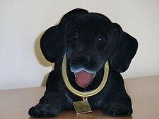 Grosser  Wackelhund wie Labrador in schwarz  Neu
