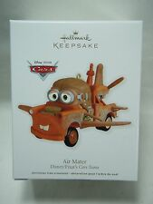 2012 Hallmark Keepsake Ornament Air Mater Disney Pixar Cars