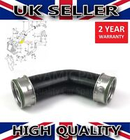 VW POLO SEAT IBIZA SKODA FABIA 1.9 TDi INTERCOOLER TURBO HOSE PIPE 6Q0145834D