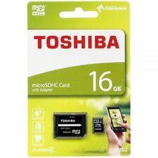 Cartes mémoire Universel microsdhc pour téléphone mobile et assistant personnel (PDA), 16 Go