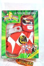 Abito Carnevale, Power Rangers jason, tuta dei tuoi eroi, GIOCHI PREZIOSI, TG1