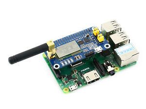 Waveshare SX1262 LoRa HAT for Raspberry Pi Spread Spectrum Modulation 915MHz