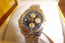 Breitling Chronomat SS/Gold Watch
