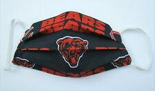 Chicago Bears Bold Adult Size Cloth Face Mask