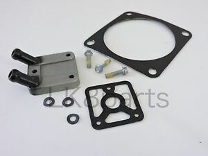 LAND ROVER DISCOVERY 2 OEM THROTTLE BODY HEATER PLATE REPAIR KIT MGM000010K NEW