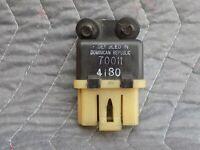 Radio Speaker Amp Module Relay w/ Bolts 1986 C4 CORVETTE OEM TESTED