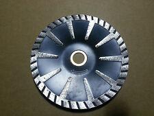 5 Inch Diamond Turbo Convex saw Blade Premium Grade Granite Concrete Sink Cutter