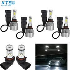 6X LED Headlight Bulb High Low Fog Combo For Dodge RAM 1500 2500 3500 2013-2015