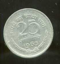 INDE  25 paise 1963