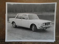 LANCIA 2000 BERLINA / SEDAN orig 1971 Press Photo + Brief Specs brochure related