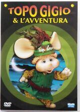 Dvd Topo Gigio & L'Avventura di Federico Caldura 2001 Usato