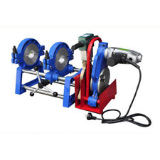 HDA-2M Portable Pipe Fusion Fusing Machine HDPE Poly Welder 63MM-160MM