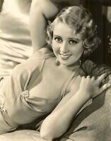 WW2 WWII Photo Hollywood Actress Joan Blondell Pinup World War Two / 8050