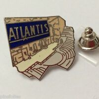 Pin's Folies *** Badge Demons et Merveilles Cinema Movie ATLANTIS