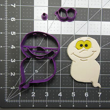 Halloween  - Ghost 104 Cookie Cutter Set
